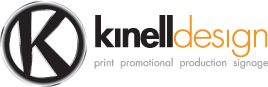 Kinell Design Print Promotional Website Signage