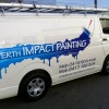 Kinell design creates fantastic Vehicle Signage